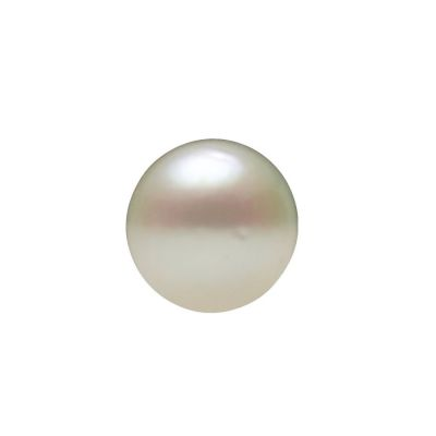 Undrilled 1mm-3.5mm White Round Cultured Seed Pearl | AA Quality